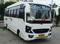 bus rentals patiala