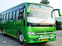 bus rentals chandigarh